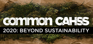 Common CAHSS: No Justice, No Sustainability